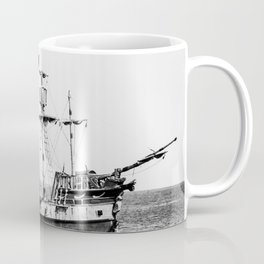 The Ship Coffee Mug