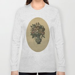 Crooked Bouquet Long Sleeve T-shirt