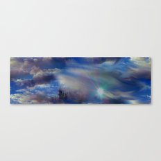 Sky Panorma Canvas Print