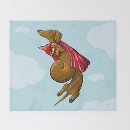 SuperDach Throw Blanket