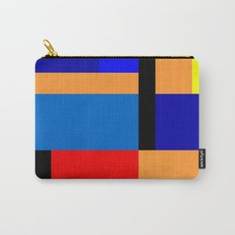 Mondrian #35 Carry-All Pouch