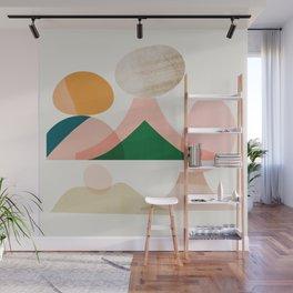 Abstraction_Balances_003 Wall Mural