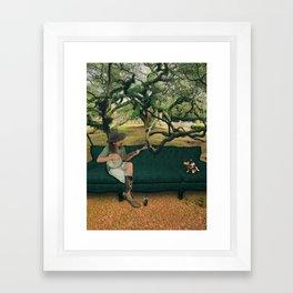 bedford plantation Framed Art Print