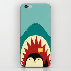 Hi! iPhone Skin