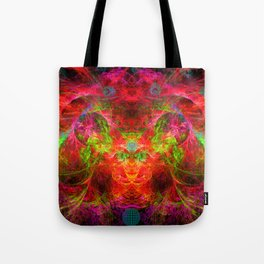 The Flying Shaman Tote Bag
