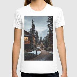 Wuksachi Lodge Sequoia National Park T-shirt
