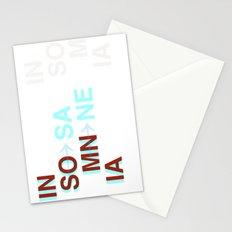 Insomnia / Insane Stationery Cards