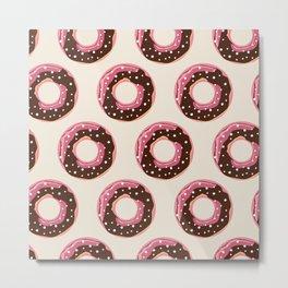 Donuts 002 Metal Print