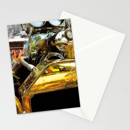 FLAMES AND CARBS Stationery Cards