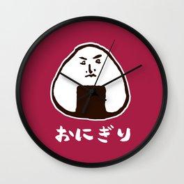 ONIGIRI original Wall Clock
