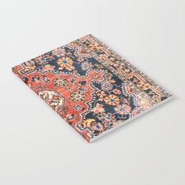 Djosan Poshti West Persian Rug Print Notebook