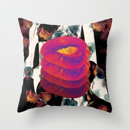 S E E . T H R O U G H Throw Pillow