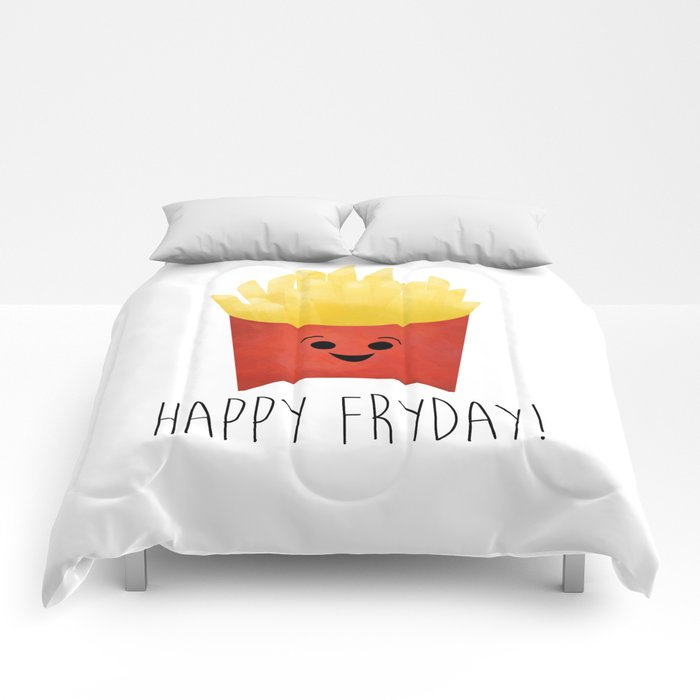 Happy Fryday! Comforters