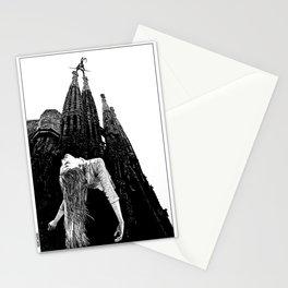 asc 335 - Les mystères de Barcelone I (The mysteries of Barcelona I) Stationery Cards
