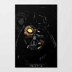 Darth Vader Zombie Canvas Print