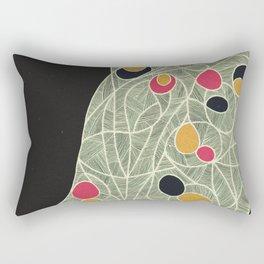 - wild mind - Rectangular Pillow