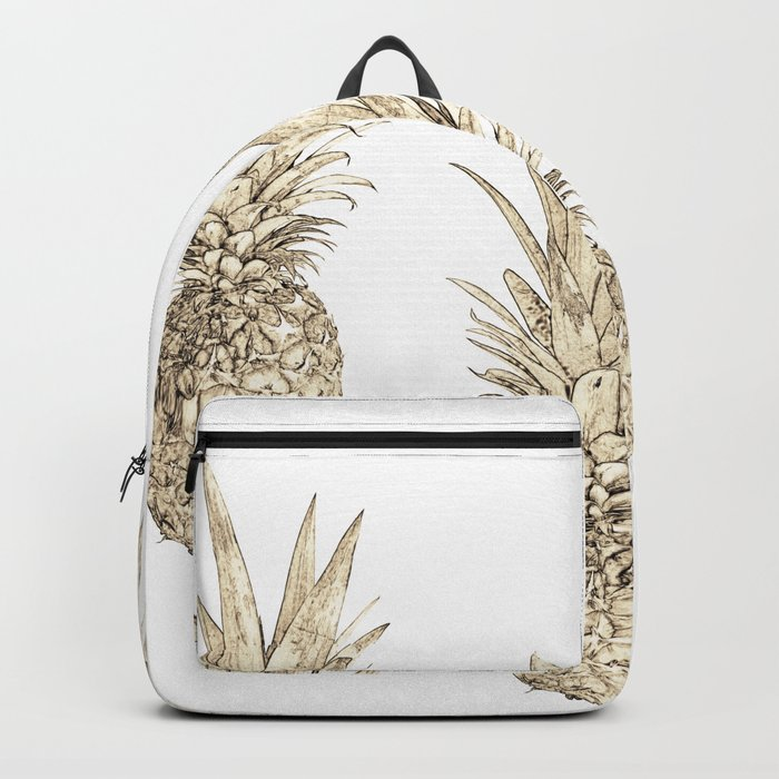 I thought its not real Backpack