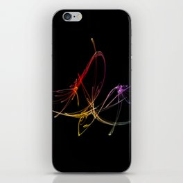 Strang atractor III iPhone Skin