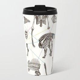 Puzzle bones Travel Mug