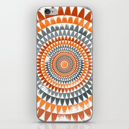 Fractal Daisy iPhone Skin