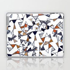 Triangles, Triangles, Triangles. Laptop & iPad Skin