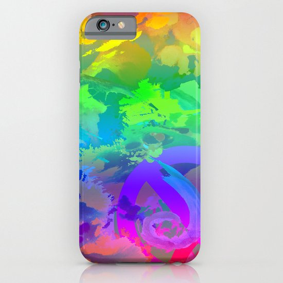 What A Mess iPhone & iPod Case