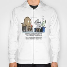 Nothing is truly from scratch. Hoody