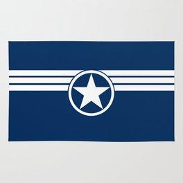 Captain S.H.I.E.L.D Rug