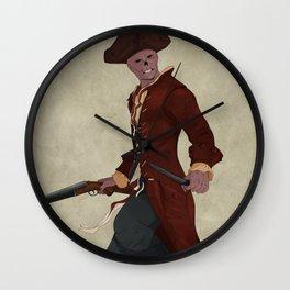 Mayor of Goodneighbor Wall Clock