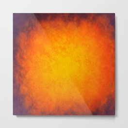 Big ball of fire Metal Print