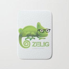 Zelig - Alternative Movie Poster Bath Mat