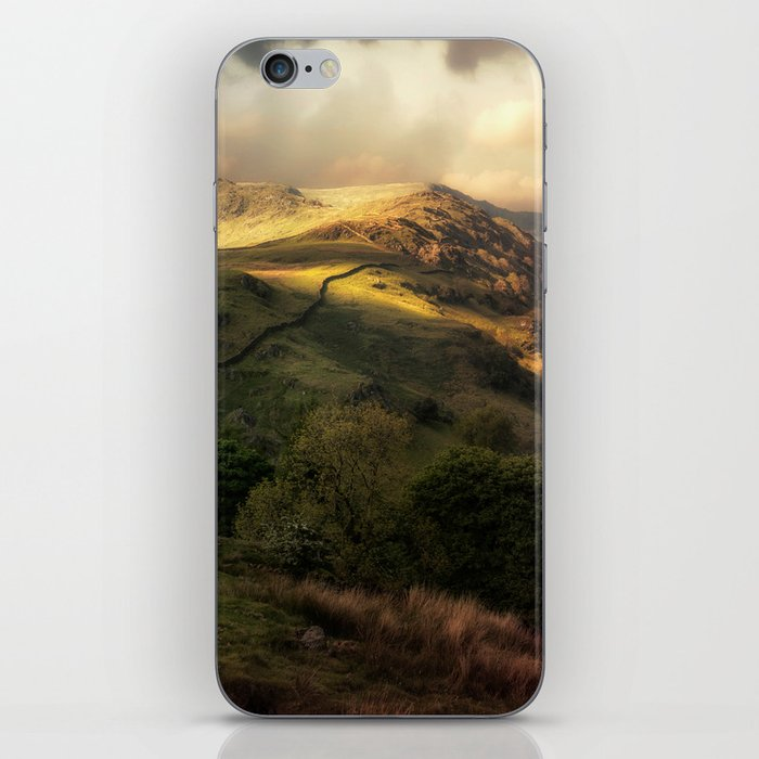 Postcards from Scotland iPhone Skin