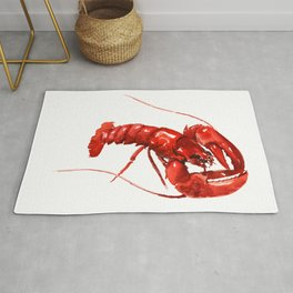 Red Lobster, restaurant kithcne design boston Rug