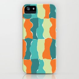 Shapes 1 iPhone Case