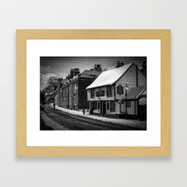 Coopers Arms, Rochester, Kent Framed Art Print