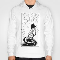 apollonia Hoodies featuring asc 497 - La manne (Waiting for manna) by From Apollonia with Love