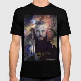 Ragnar in the Stars - Vikings T-shirt