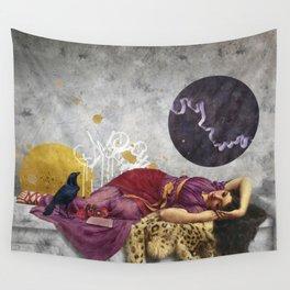 To tweet or not to tweet Wall Tapestry