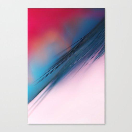 Feather Fiesta Canvas Print