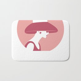 Breakfast At Tiffany's Bath Mat