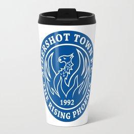 Aldershot town Travel Mug