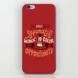 Opportunity iPhone Skin