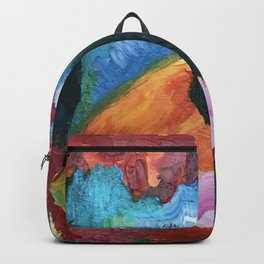Hiver autochtone Backpack