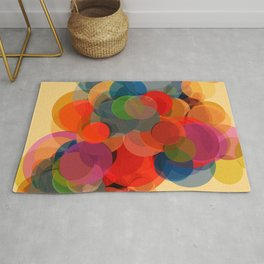 Abstract Composition 452 Rug