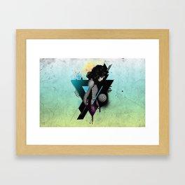 Ciara - Overdose Framed Art Print