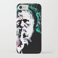 darwin iPhone & iPod Cases featuring Chuck Darwin. by Fitz Royal