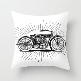 Ready to Roost Throw Pillow