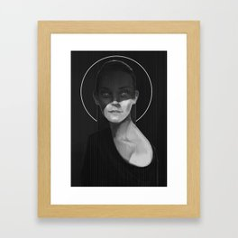 Three parts of soul : appetitive Framed Art Print