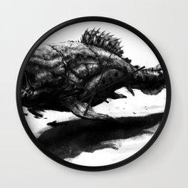 Dunkleosteus terrelli Wall Clock