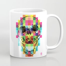 PixelSkull Coffee Mug